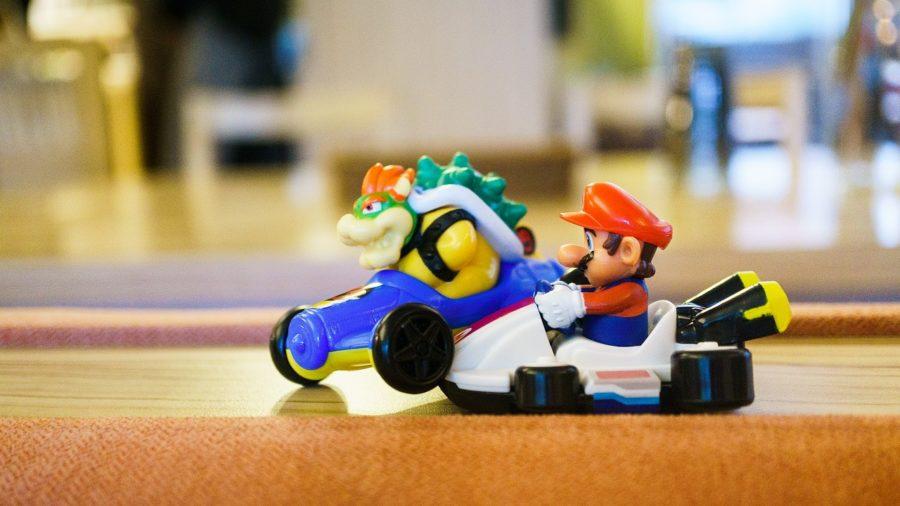 figurines Mario Kart