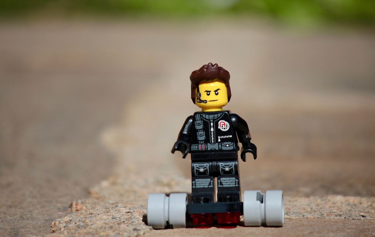 lego hoverboard